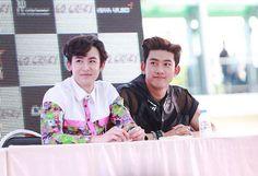 20141010 택연 Taecyeon at 2pm Hi Touch event in Bangkok