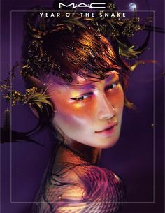 MAC Cosmetics - collection for year of the snake