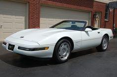 1992 Corvette conver