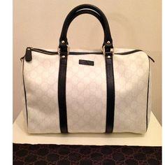 Tip: Gucci Handbag (Ivory)