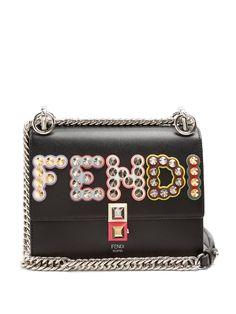 FENDI . #fendi #bags #shoulder bags #lining #suede #