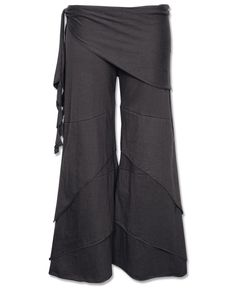 Organic cotton Waves Pants, ethical,  SoulFlower