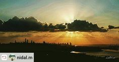Another follower discovering happiness today is @nidal.m   #lebanon #beirut #livelovebeirut #livelovelebanon #sunbehindclouds #sunsets #sunset #sunrise_sunset_worldwide #lebanon_hdr #instalebanon #instasunsets #instapics #instaclouds #artpic #photographie #photography #sunrays #natgeopic #natgeonature #natgeo #clouds #cityscape #pic #picoftheday #picoftheweek #longexposure_shots #longexposure #sunset_hub #nature #naturebeauty