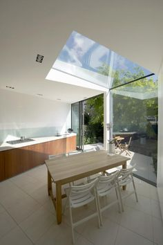 Faceted House 1 - Fantastic use of light space in a confined plot