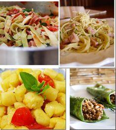 Cuecas na Cozinha 5 receitas fáceis e diferentes de massas