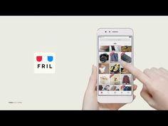 (18) 2017年フリルCM_売れるスピードアニメーション篇_FRIL02 A - YouTube Motion Design, Motion Graphics, Mobile App, Infographic, Typography, Animation, Movie, Inspiration, Products