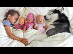 用娃娃学习颜色 - 你是否正在为儿童的宝宝歌曲做童谣 - YouTube