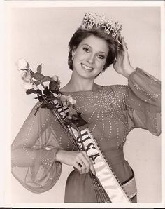 Miss USA Terri Utley