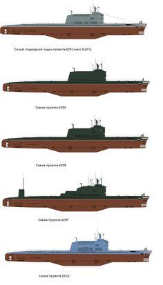 Russian class 629