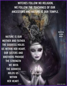 Pagan Witch, Sea Witch, Wiccan, Magick, Witches, Witch Spell Book, Witchcraft Spell Books, Witch Rituals, Witch Quotes