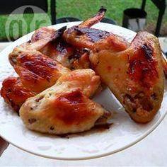 Photo de recette : Ailes de poulet au four
