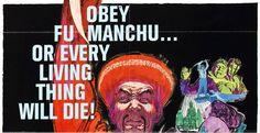 Serralheria faz festa para homenagear um ícone esquecido, o Dr. Fu Manchu.