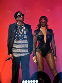 Watch Beyonce and Jay Z hold hands as they take the stage in the ad for their upcoming HBO special, 'On The Run Tour: Beyoncé and Jay Z. Orlando, Lab, Run Tour, Beyonce And Jay Z, Jayz Beyonce, Shorts With Tights, Black Love, Couple, Lineup