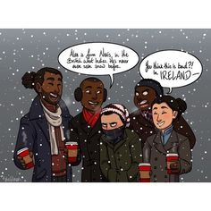 IS THAT FUCKING STARBUCKS?!?!?!?!?!?!?!?!?!