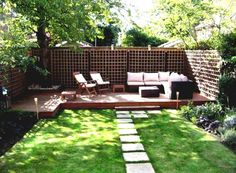 102 DIY Simple Small Backyard On A Budget Makeovers Ideas (20)