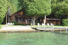 Cottage vacation rental in Glen Lake from VRBO.com! #299084