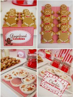 Bird's Party Blog: Christmas Candyland Party!!