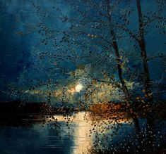 The Evocative Oil Paintings of Justyna Kopania ( Studio Under The Moon ) Justyna Kopania specializes in oil painting and covers a wide variety of genres, from landscapes and cityscapes to portraits...