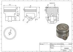 Mechanical Engineering Design, Mechanical Design, Autocad, Autodesk Inventor, Isometric Drawing, Cad Cam, Cad Drawing, Technical Drawing, Modeling