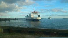 Færgerne i Kragenæs