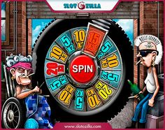 Hells Grannies free #slot_machine #game presented by www.Slotozilla.com - World's biggest source of #free_slots where you can play slots for fun, free of charge, instantly online (no download or registration required) . So, spin some reels at Slotozilla! Hells Grannies slots direct link: http://www.slotozilla.com/free-slots/hells-grannies