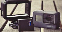 5 accessoires pour la Gopro HERO5 BLACK.
