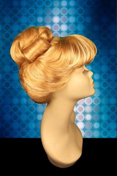 Classic Cinderella wig by TheMagicalDesigns on Etsy