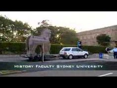 Trojan Horse - The Chaser - The video is pretty funny but the YouTube comments are hilarious.