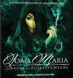 Assistir João e Maria e a Bruxa da Floresta Negra Online HD