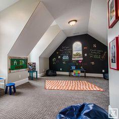 Salt Lake Parade of Homes – Tree Haven Homes Playroom
