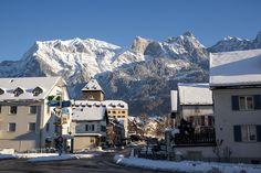Maienfeld - Schweiz European Vacation, Felder, Switzerland, Mount Everest, Mountains, World, Beyonce, Nature, Pictures