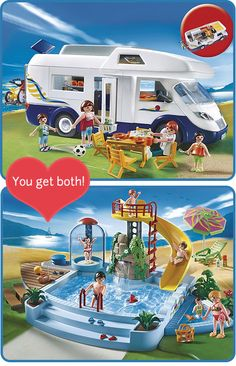 Playmobil Holiday Vacation Set