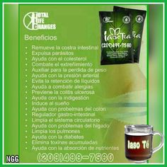 Iaso té Www.totallifechanges.com/9101171