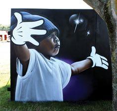 SmugOne e suas impressionantes obras de Street Art | Criatives | Blog Design, Inspirações, Tutoriais, Web Design