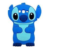 3D Blue Stitch Soft Silicone Back Case For Samsung Galaxy Grand Neo i9060
