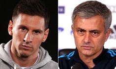 """With Lionel Messi every season is the same story, saying he's going to go and then he never goes,"" Mourinho"