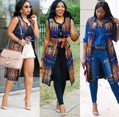 african fashion ankara Ankara Jackets are globally rocked on any stage in the world. Best Ankara Jackets styles here are unbeatable styles you would really love to try out African Fashion Designers, African Fashion Ankara, African Inspired Fashion, Latest African Fashion Dresses, African Dresses For Women, African Print Dresses, African Print Fashion, Africa Fashion, African Attire