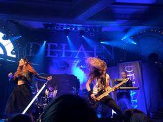 DELAIN US tour 2015