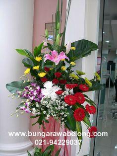 Karangan Bunga Ucapan Pembukaan Kantor   Toko Bunga by Florist Jakarta