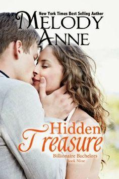 Twin Sisters Rockin' Book Reviews: Hidden Treasure (Billionaire Bachelors - Book 9) b...