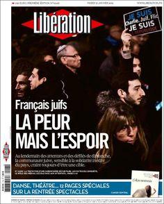 Libération - Mardi 13 Janvier 2015 - N° 10467