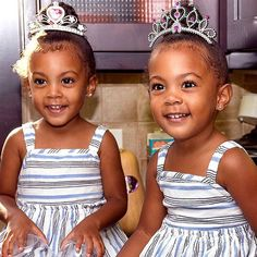 Every morning we sit on the counter and help dad make coffee. Twin Baby Girls, Daddys Little Girls, Daddys Girl, Twin Babies, Baby Kids, Beautiful Children, Beautiful Babies, Mcclure Twins, Twin Baby Photos