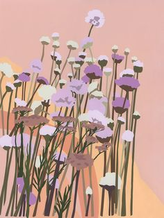 Art Floral, Guache, Art Et Illustration, Food Illustrations, Kew Gardens, Plant Art, Art Design, Canvas Artwork, Canvas Art Prints