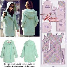 Fashion Sewing, Fashion Fabric, Diy Fashion, Fashion Outfits, Origami Fashion, Fashion Details, Easy Sewing Patterns, Clothing Patterns, Dress Patterns