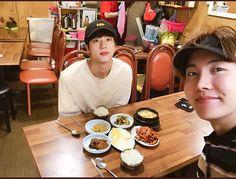 •goals: be as cute as Jin in random unexpected selfies•