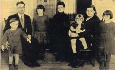 Dionne Family before the quints