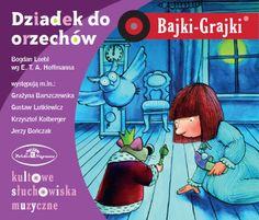 """Bajki-Grajki nr 39 """"Dziadek do orzechów""""  Ilustracja: Marcin Bruchnalski  www.bajki-grajki.pl"""