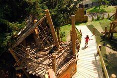 Kilburn Grange Adventure Playground | Erect Architecture i APES