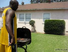 This man jumping a grill deserves a prize