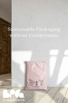 I'm the original comPOST Pack - a certified home compostable, fully biodegradable mailing satchel partly made from plants. I have a lovely, matt finish with printed graphics as per the image gallery. I'm flat (i.e. no gusset, but some stretch) with a flap and self-seal strip. Available in 8 handy sizes and 3 colours. Check the Sizing Guide in the image gallery as the bag thickness and number of seals varies by size. Clothing Packaging, Jewelry Packaging, Laundromat Business, Brand Board, Etsy Business, Compost, Biodegradable Products, Just In Case, Packaging Design